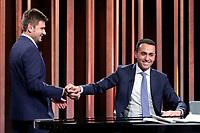 20180225 Talk Show Mezz'Ora in Piu'