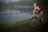 Bart Aernouts (BEL/Corendon-Kwadro)<br /> <br /> Flandriencross Hamme 2014
