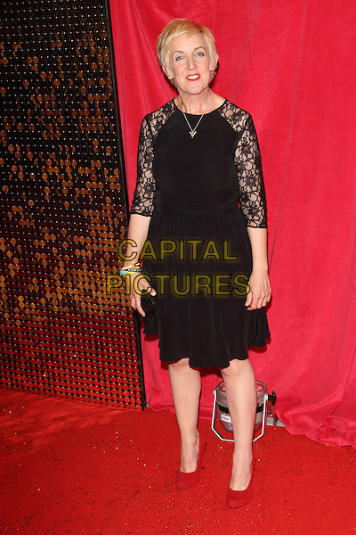 LONDON, ENGLAND - MAY 24:  Julie Hesmondhalgh attends the British Soap Awards at Hackney Empire on May 24, 2014 in London, England<br /> CAP/ROS<br /> &copy;Steve Ross/Capital Pictures