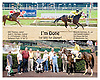 I'm Done winning at Delaware Park on 9/19/12