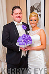 Helena O'Riordan, Rathmore, daughter of Con and Helen O'Riordan, and Tim Breen, Cork, son of Tadghie and Nora Breen, were married at Cullen Church by Fr.  John Fitzgerald on Saturday 14th November 2015 with a reception at Ballygarry House hotel