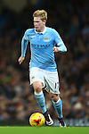 Kevin De Bruyne of Manchester City - Manchester City vs Hull City - Capital One Cup - Etihad Stadium - Manchester - 01/12/2015 Pic Philip Oldham/SportImage