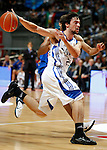 Real Madrid's Sergio LLull during ACB match.September 30,2010. (ALTERPHOTOS/Acero)