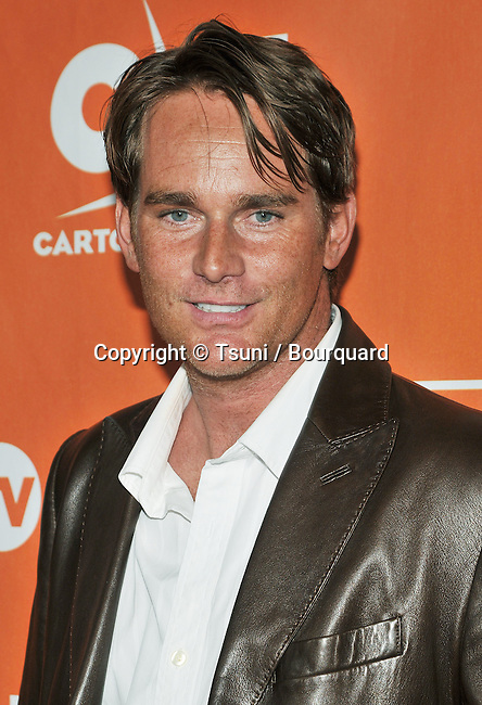 Phillip Keene, &quot;The Encloser&quot; - <br /> TNT tca summer 2008 at the Beverly Hilton in Los Angeles.<br /> <br /> headshot<br /> eye contact