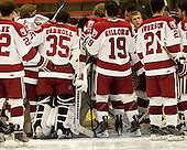 - Sweden's Under-20 team defeated the Harvard University Crimson 2-1 on Monday, November 1, 2010, at Bright Hockey Center in Cambridge, Massachusetts.