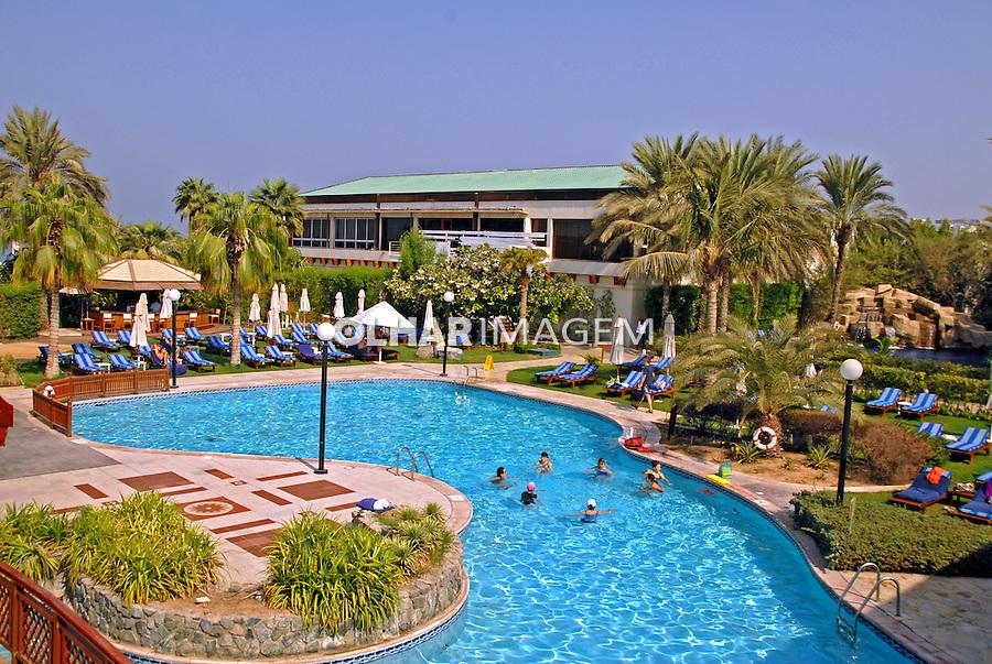 Hotel Dubai Marine em Dubai. Emirados Arabes Unidos. 2009. Foto de Thaïs Falcão.
