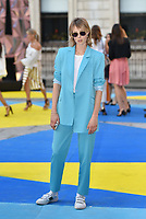 Edie Campbell<br /> Royal Academy of Arts Summer Exhibition Preview Party at The Royal Academy, Piccadilly, London, England on June 06, 2018<br /> CAP/Phil Loftus<br /> &copy;Phil Loftus/Capital Pictures