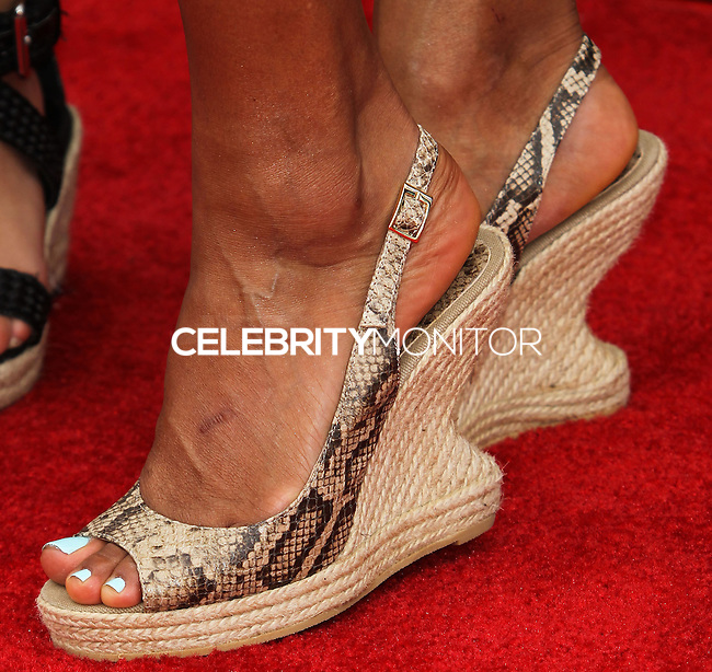 UNIVERSAL CITY, CA, USA - SEPTEMBER 21: Eva LaRue arrives at the Los Angeles Premiere Of Focus Features' 'The Boxtrolls' held at Universal CityWalk on September 21, 2014 in Universal City, California, United States. (Photo by Celebrity Monitor)