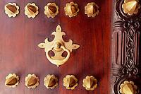 Traditional Zanzibari door