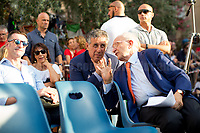 Judge Nino Di Matteo &amp; Judge Ferdinando Imposimato.<br />