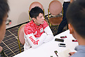 Japan Men's Artistic Gymnastics national team send-off for Rio 2016
