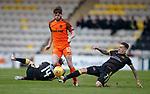 11.05.2018 Livingston v Dundee Utd:  Sam Stanton and Josh Mullin