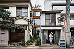 Tokyo, June 2013 - House and Atelier by Atelier Bow-Wow.