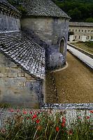 Sénanque Abbey (Abbaye Notre-Dame de Sénanque) is a Cistercian abbey near the village of Gordes, southern France.