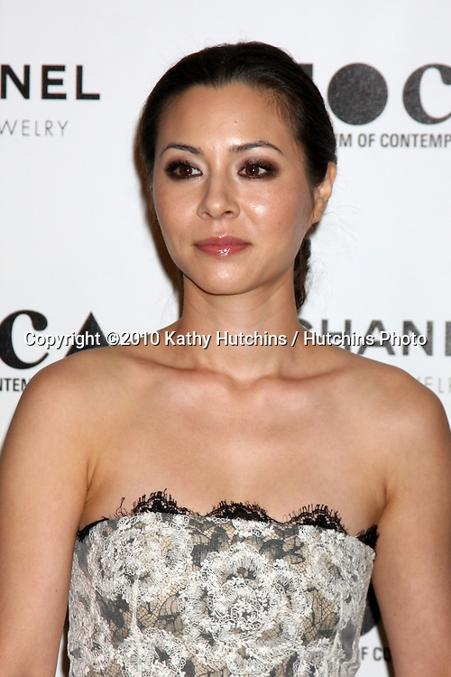 """LOS ANGELES - NOV 13:  China Chow arrives at the MOCA's Annual Gala """"The Artist's Museum Happening"""" 2010 at Museum of Contemporary Art on November 13, 2010 in Los Angeles, CA"""