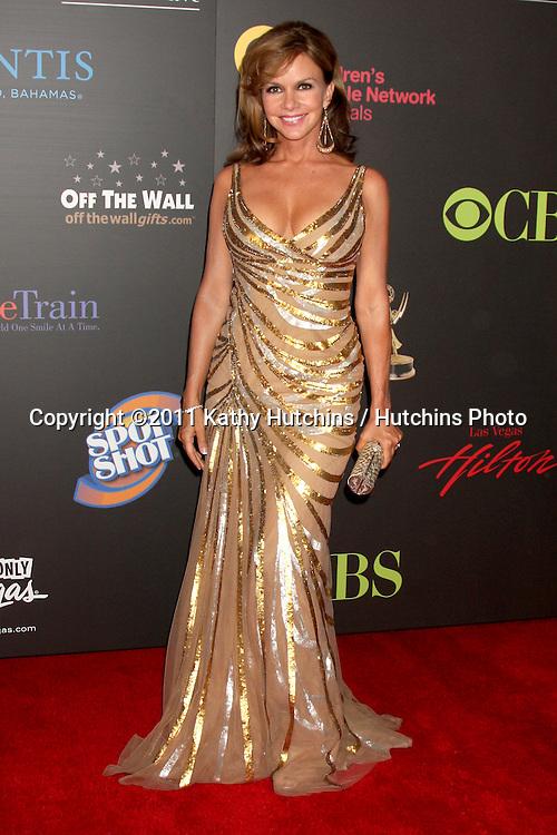 LAS VEGAS - JUN 19:  Bobbie Eakes arriving at the  38th Daytime Emmy Awards at Hilton Hotel & Casino on June 19, 2010 in Las Vegas, NV.