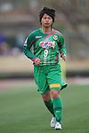 Mina Tanaka (Beleza), .MARCH 23, 2013 - Football /Soccer : .Plenus Nadeshiko League 2013 .between NTV Beleza 2-0 FC Kibikokusaidaigaku Charme .at Ajinomoto Stadium West Field, Tokyo, Japan. .(Photo by YUTAKA/AFLO SPORT) [1040]