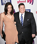 Chaz Bono and  Jennifer Eila at The 22nd Annual Glaad Media Award held at The Westin Bonaventure  in Los Angeles, California on April 10,2011                                                                               © 2011 Hollywood Press Agency