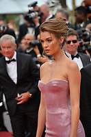 "CANNES, FRANCE. May 21, 2019: Josephine Skriver at the gala premiere for ""Once Upon a Time in Hollywood"" at the Festival de Cannes.<br /> Picture: Paul Smith / Featureflash"