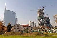 Quartieri Isola e Garibaldi in trasformazione