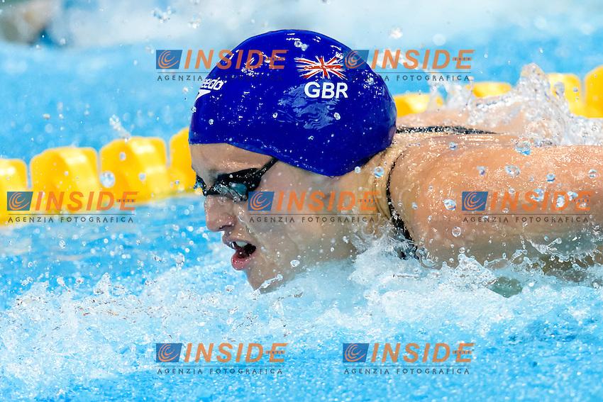 Francesca HALSALL GBR<br /> 50 Butterfly Women <br /> London, Queen Elizabeth II Olympic Park Pool <br /> LEN 2016 European Aquatics Elite Championships <br /> Diving  <br /> Day 08 16-05-2016<br /> Photo Andrea Staccioli/Deepbluemedia/Insidefoto