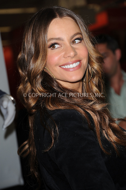 WWW.ACEPIXS.COM . . . . . .September 22, 2011...New York City...Sofia Vergara attends the Sofia By Sofia Vergara collection launch at Kmart on September 22, 2011 in New York City....Please byline: KRISTIN CALLAHAN - ACEPIXS.COM.. . . . . . ..Ace Pictures, Inc: ..tel: (212) 243 8787 or (646) 769 0430..e-mail: info@acepixs.com..web: http://www.acepixs.com .