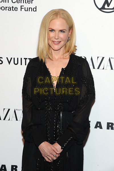 NEW YORK, NY - NOVEMBER 30: Nicole Kidman at the Lincoln Center Corporate Fund Gala at Alice Tully Hall in New York City on November 30, 2017.  <br /> CAP/MPI/JP<br /> &copy;JP/MPI/Capital Pictures