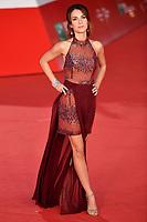 Michelle Carpente <br /> Pavarotti Red Carpet<br /> Roma 18/10/2019 Auditorium Parco della Musica <br /> Rome Film festival <br /> Photo Andrea Staccioli / Insidefoto
