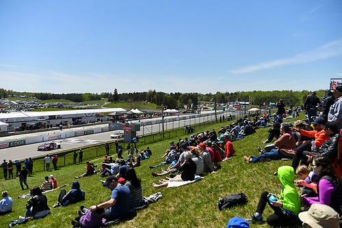 Pirelli World Challenge<br /> Victoria Day SpeedFest Weekend<br /> Canadian Tire Motorsport Park, Mosport, ON CAN Saturday 20 May 2017<br /> Ryan Eversley/ Tom Dyer<br /> World Copyright: Richard Dole/LAT Images<br /> ref: Digital Image RD_CTMP_PWC17112