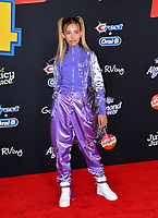 "LOS ANGELES, USA. June 12, 2019: Kylie Cantrall at the world premiere of ""Toy Story 4"" at the El Capitan Theatre.<br /> Picture: Paul Smith/Featureflash"