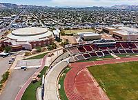 Vista aerea de Complejo deportivo de la Comisión Estatal de Deporte, CODESON en Hermosillo, Sonora....<br /> Estadio Héroe de Nacozari. CUM. <br /> <br /> <br /> Photo: (NortePhoto / LuisGutierrez)<br /> <br /> ...<br /> keywords: