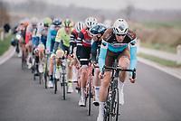 Stijn VANDENBERGH (BEL/AG2R-LaMondiale)<br /> <br /> 74th Omloop Het Nieuwsblad 2019 <br /> Gent to Ninove (BEL): 200km<br /> <br /> ©kramon