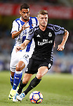Real Sociedad's William Jose (l) and Real Madrid's Toni Kroos during La Liga match. August 21,2016. (ALTERPHOTOS/Acero)