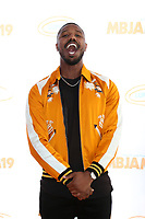 LOS ANGELES - JUL 27:  Michael B. Jordan at the 3rd Annual MBJAM19 at the Dave & Busters on July 27, 2019 in Los Angeles, CA