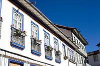 Diamantina _ MG, Brasil..Casa colonial  em Diamantina...The colonial house in Diamantina...Foto: BRUNO MAGALHAES / NITRO.