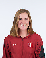 Stanford, Ca - October 4, 2017: The 2017-2018 Stanford Cardinal Women's Water Polo Team