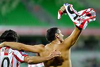 A-League - 2010 - Rd27 - Melbourne Heart v Sydney FC
