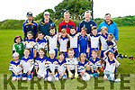 Keel GAA U6 at the John Mitchels GAA  Juvenile tournament on Saturday