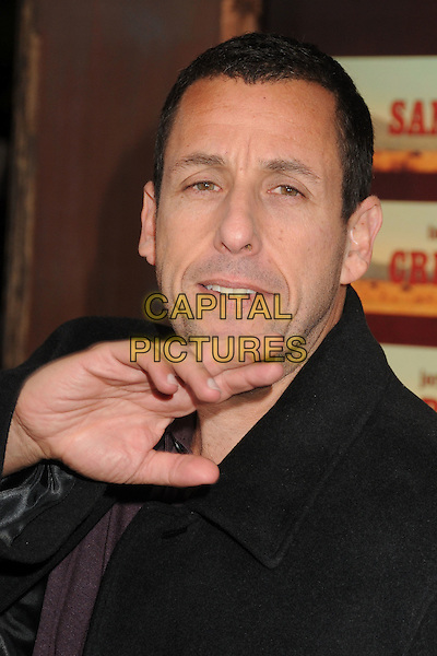 30 November 2015 - Universal City, California - Adam Sandler. &quot;The Ridiculous 6&quot; Los Angeles Premiere held at the AMC Universal CityWalk Stadium 19. <br /> CAP/ADM/BP<br /> &copy;BP/ADM/Capital Pictures