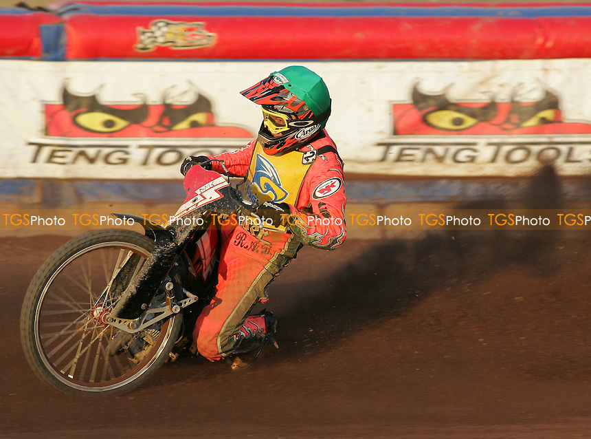 Ryan Fisher - Lakeside Hammers vs Eastbourne Eagles - Elite League Speedway at Arena Essex - 15/06/07 - MANDATORY CREDIT: Gavin Ellis/TGSPHOTO - SELF-BILLING APPLIES WHERE APPROPRIATE. NO UNPAID USE -  Tel: 0845 0946026