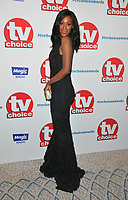 Victoria Ekanoye at the TV Choice Awards 2018, The Dorchester Hotel, Park Lane, London, England, UK, on Monday 10 September 2018.<br /> CAP/CAN<br /> &copy;CAN/Capital Pictures