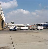 April 1987.  Luchthaven Deurne.