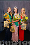 Newly crowned Miss Kerry 2016 Niamh Enright from Listowel pictured with 1st runner up Blathin Griffin from Tralee (left ) and 2nd runner up Shannon Lonergan from Tralee (right).
