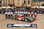 #34 RACE PERFORMANCE (CHE) ORECA 03R JUDD LMP2 NICOLAS LEUTWILER (CHE) JAMES WINSLOW (GBR) SHINJI NAKANO (JPN)