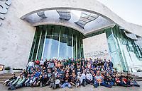 Foto de Grupo de MOTOCICLISTAS  MUSAS