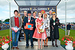 Alternative Fashion Event: The winners of the Alternative Fashion event organised by Listowel Tidy towns committee in association with An Taisce and sponsored by McCarthy Insurances, Listowel  for the best presentation of Up cycled/Restyled or Authentic Vintage outfits at the Listowel races on Saturday last. Front : Gearoid O'Connell, runner up mens section, Henry Ryan winner mens section, Leona Stack, winner ladies section. Orla Winters , judge & Cait Ni Airthneada, runner up, ladies section. Back : Eileen Worths, Imelda Murphy, Mary O'Hanlon & Kieran Moloney alll from Listowel Tidy town's committee.
