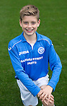 St Johnstone FC Academy U13's<br /> Sean Hastie<br /> Picture by Graeme Hart.<br /> Copyright Perthshire Picture Agency<br /> Tel: 01738 623350  Mobile: 07990 594431