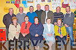 Peggy Keane, Margaret O'Donoghue, Sr Rose, Sr Pauline, Breda Moriarty, Johnny Doolan, Michael Carey, David Fleming, Liam Kelly, Fr Nicholas Flynn, Denis Horan, and Aidan Kennedy, the Muckross Church Jubilee Committee pictured as they organised the golden jubilee of Muchross Church which will be held on the 10th-12th June. Missing from the photo are John Fleming, Joe Fleming, Mary Moynihan, Alan Lyne and Sheila O'Donoghue.