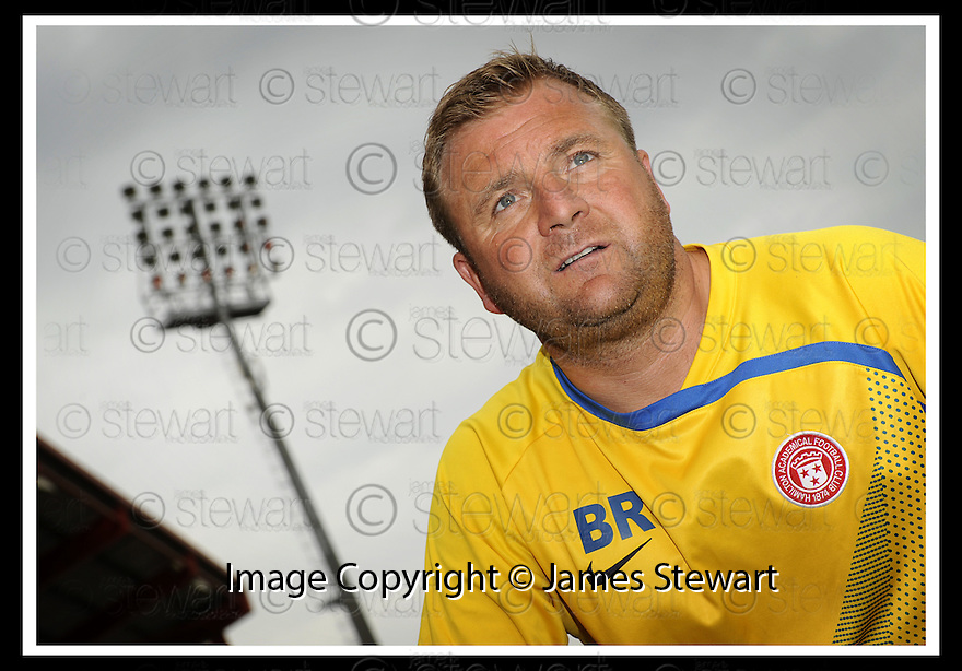 31/07/2008  Collect Pic: James Stewart.File Name : sct_jspa10_billy_reid.BILLY REID, MANAGER, HAMILTON ACCIES......James Stewart Photo Agency 19 Carronlea Drive, Falkirk. FK2 8DN      Vat Reg No. 607 6932 25.Studio      : +44 (0)1324 611191 .Mobile      : +44 (0)7721 416997.E-mail  :  jim@jspa.co.uk.If you require further information then contact Jim Stewart on any of the numbers above........