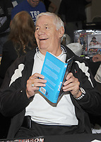 NEW YORK, NY - NOVEMBER 4: Pat Patterson attends the Big Event NY at LaGuardia Plaza Hotel on November 4, 2017 in Queens, New York.  Credit: George Napolitano/MediaPunch /NortePhoto.com